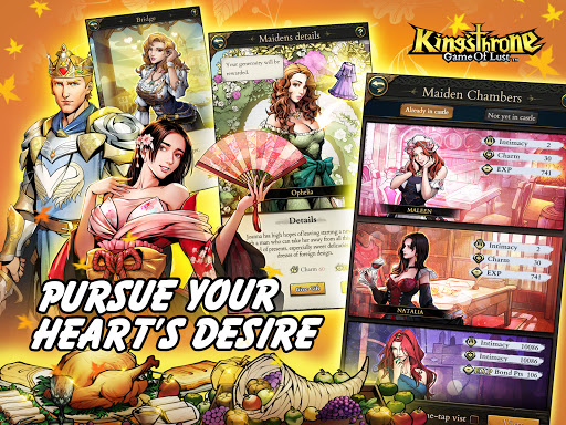King's Throne: Game of Lust 1.3.65 screenshots 19
