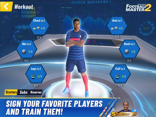 Football Master 2 - Soccer Star  screenshots 8