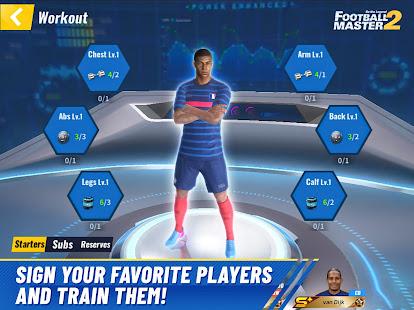 Football Master 2 - Soccer Star 1.4.112 Screenshots 9