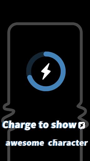 Pika! Charging show - charging animation  screenshots 1