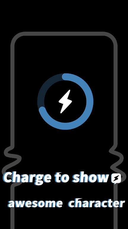 Pika! Charging show - charging animation  poster 0