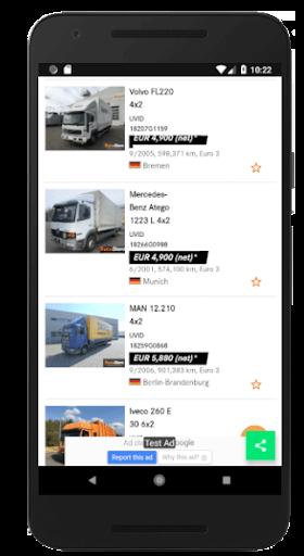 Used Trucks For Sale Screenshot 2