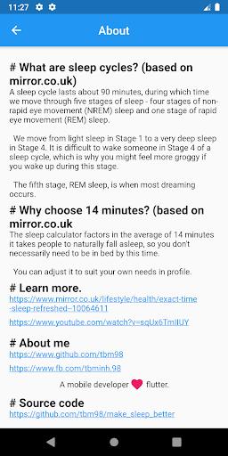 Make sleep better  screenshots 7