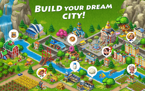 Township MOD APK For Android 4
