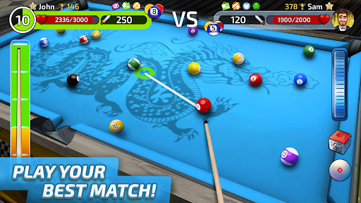 Pool Clash: 8 ball game  screenshots 4