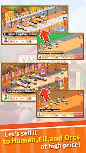 Grow Store : AnotherWorld Market Varlerion Mod Apk 0.8.6 (Free Shopping) 4