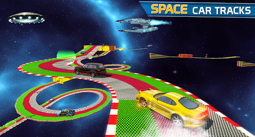 Mega Ramps 3D - Stunt Car Racing | Stunt Driving screenshots 15