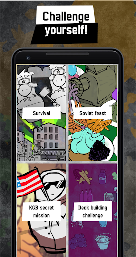 Soviet Kitchen Unleashed - App for the card game 3.0.2 screenshots 4