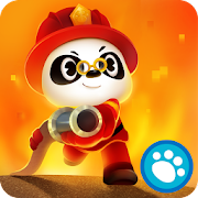 Dr. Panda Firefighters  Icon