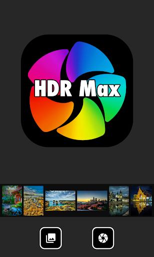 HDR Max - Photo Editor 2.8.1 Screenshots 1