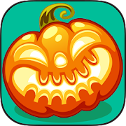 Halloween Town Bubble Shooter