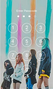 Black Pink Lock Screen For Pc 2020   Free Download (Windows 7, 8, 10 And Mac) 1