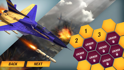 Jet Fighter Pilot Simulator  screenshots 6