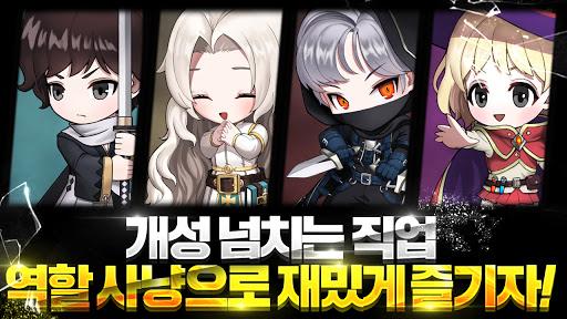 ub79cub4dcuc624ube0cuc2a4ud53cub9bf : 2D MMORPG android2mod screenshots 4