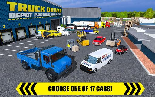 Truck Driver: Depot Parking Simulator 1.2 screenshots 10