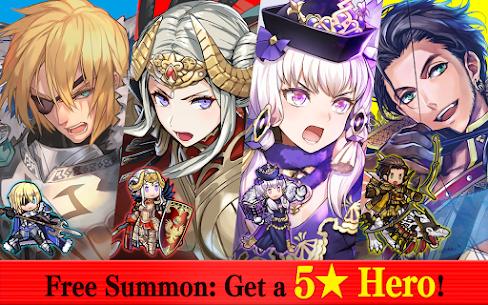 Fire Emblem Heroes MOD (Hero 5 stars/Feather) 1