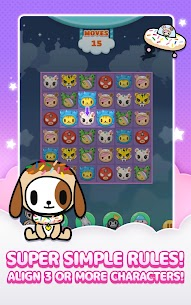 tokidoki friends : Match For Pc (Windows And Mac) Download Now 2