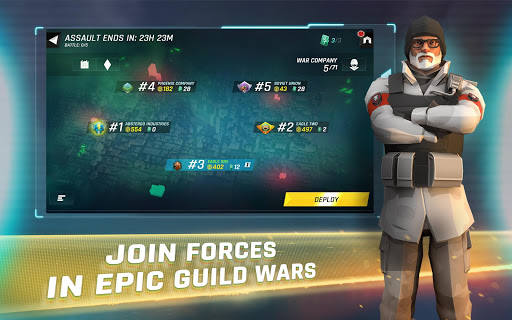 Tom Clancy's Elite Squad - Military RPG 1.3.1 Screenshots 21