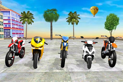 Bike Taxi Simulator: Passenger Transport Game  Pc-softi 4