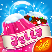App Icon for Candy Crush Jelly Saga App in United States Google Play Store