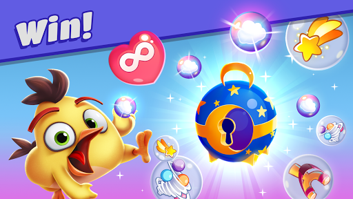 Angry Birds Dream Blast - Bird Bubble Puzzle  screenshots 2