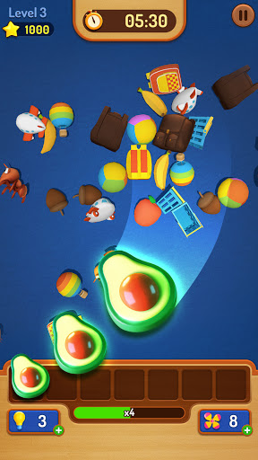 Happy 3D Match - Matching Puzzle screenshots 1