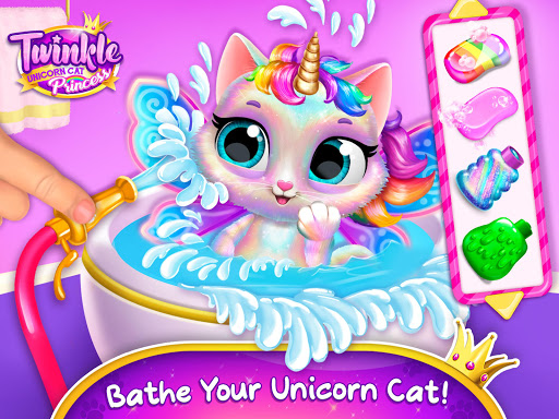 Twinkle - Unicorn Cat Princess 4.0.30010 screenshots 22