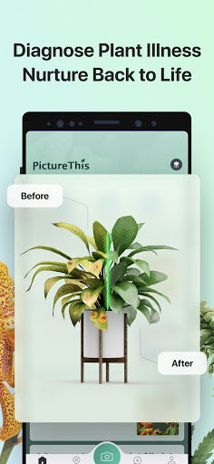 PictureThis: Identify Plant, Flower, Weed and More android2mod screenshots 4