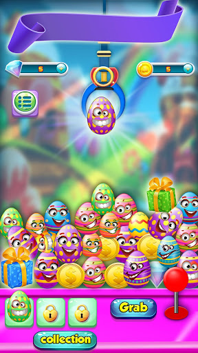 Multi Claw Machine Carnival: Surprise Toy Eggs screenshots 1