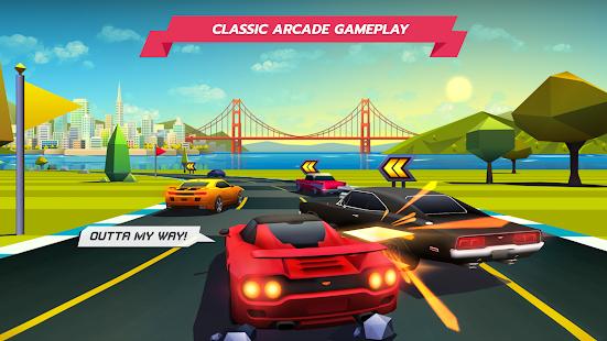 Horizon Chase - Thrilling Arcade Racing Game 1.9.30 Screenshots 1