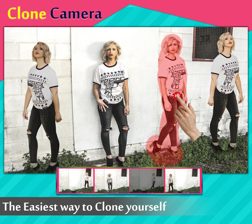 Photo Clone Editor- Photo Wonder 1.6 Screenshots 12