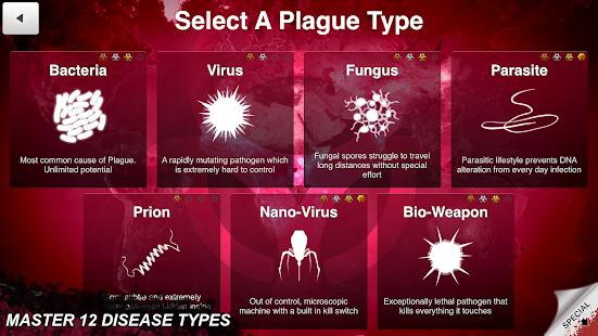 Plague Inc. screenshots 4