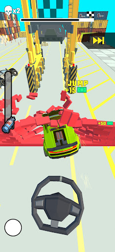 Drivengers - Drive and smash! apkpoly screenshots 6