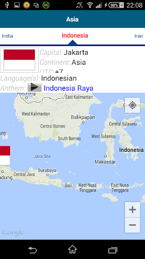 Learn Indonesian -50 languages modavailable screenshots 16