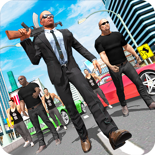 City Gangster Crime Simulator Icon