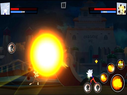 Super Stick Fight All-Star Hero: Chaos War Battle modavailable screenshots 22