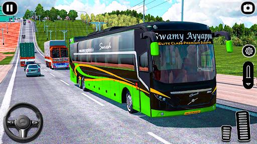 Modern Coach Tourist Bus: City Driving Games Free 1.0 screenshots 6