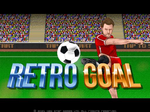Retro Goal Apkfinish screenshots 11