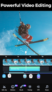 GoCut – Glowing Video Editor MOD (Pro) 5