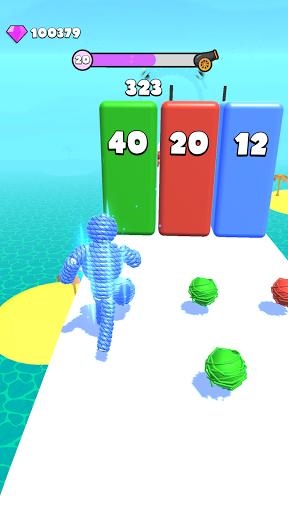 Rope-Man Run screenshots 2