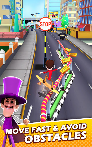 Smaashhing Simmba - Skateboard Rush android2mod screenshots 19