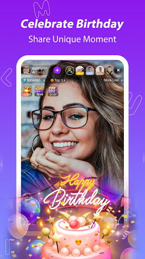 LiveMe Pro - Live Stream, Video Chat&Go Live! android2mod screenshots 1