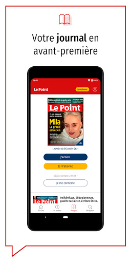 Le Point : journal, actualitu00e9s et infos en continu android2mod screenshots 4