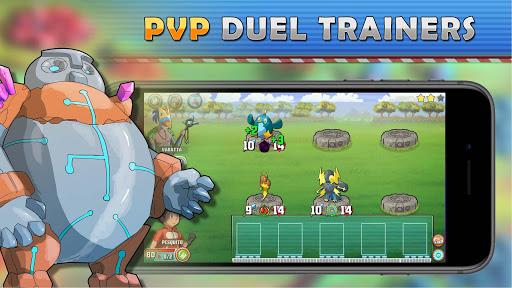 Monster Battles: TCG - Card Duel Game. Free CCG 2.3.7 Screenshots 4