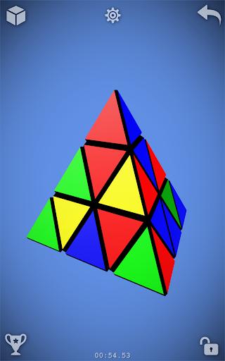 Magic Cube Puzzle 3D screenshots 13