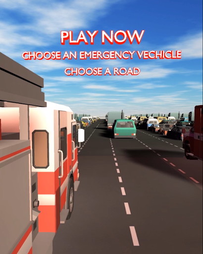 Emergency corridor Police Ambulance Fire Simulator  screenshots 8