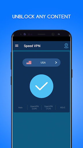 Speed VPN-Fast, Secure, Free Unlimited Proxy 4.0.2 screenshots 2