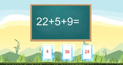 Game - Math 1, 2, 3 grade screenshots 1