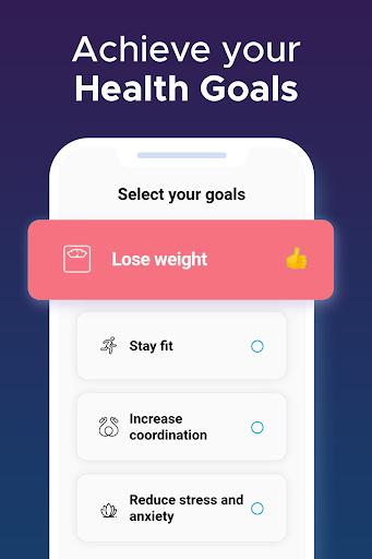Walking for weight loss app  screenshots 3
