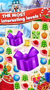 Christmas Sweeper - Free Match 3 Puzzle